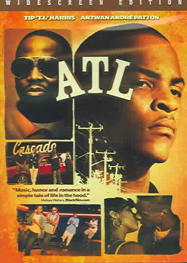 ATL BY HARRIS,TIP T.I. (DVD)